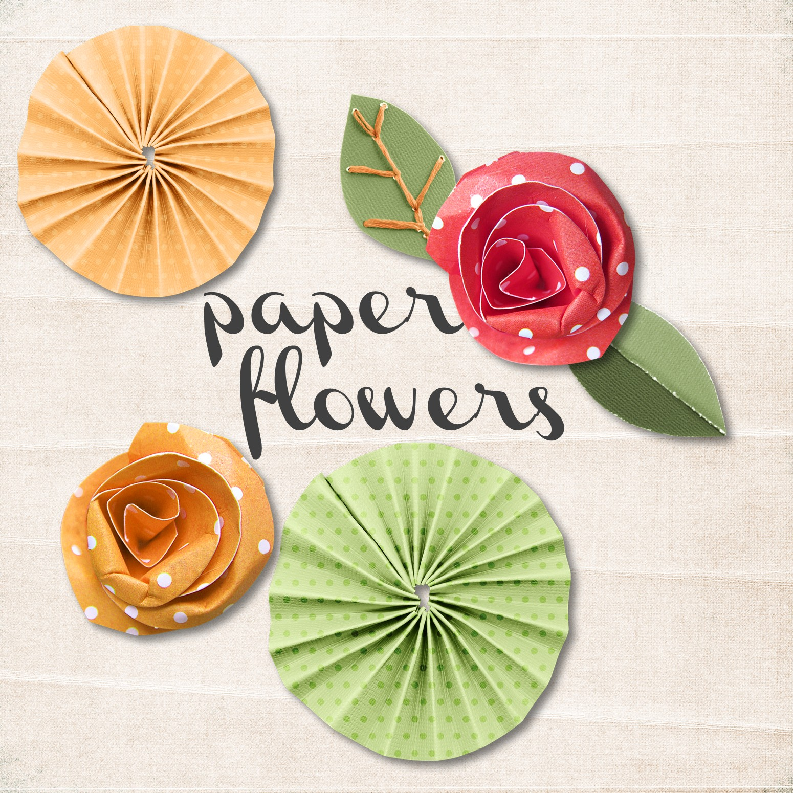 How to scrapbook pages - I Ve