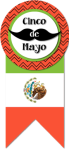 Cinco de Mayo coloring page for kids