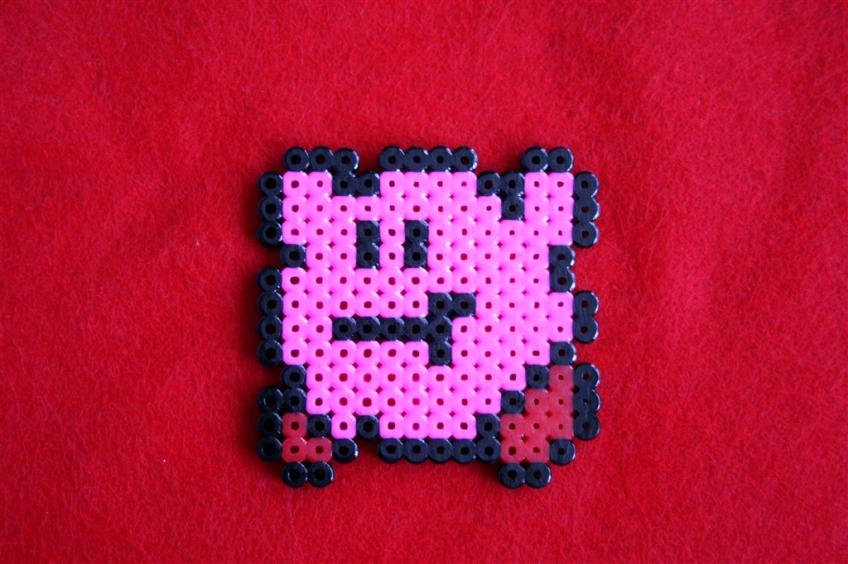 Perler bead crafts by denna's ideas