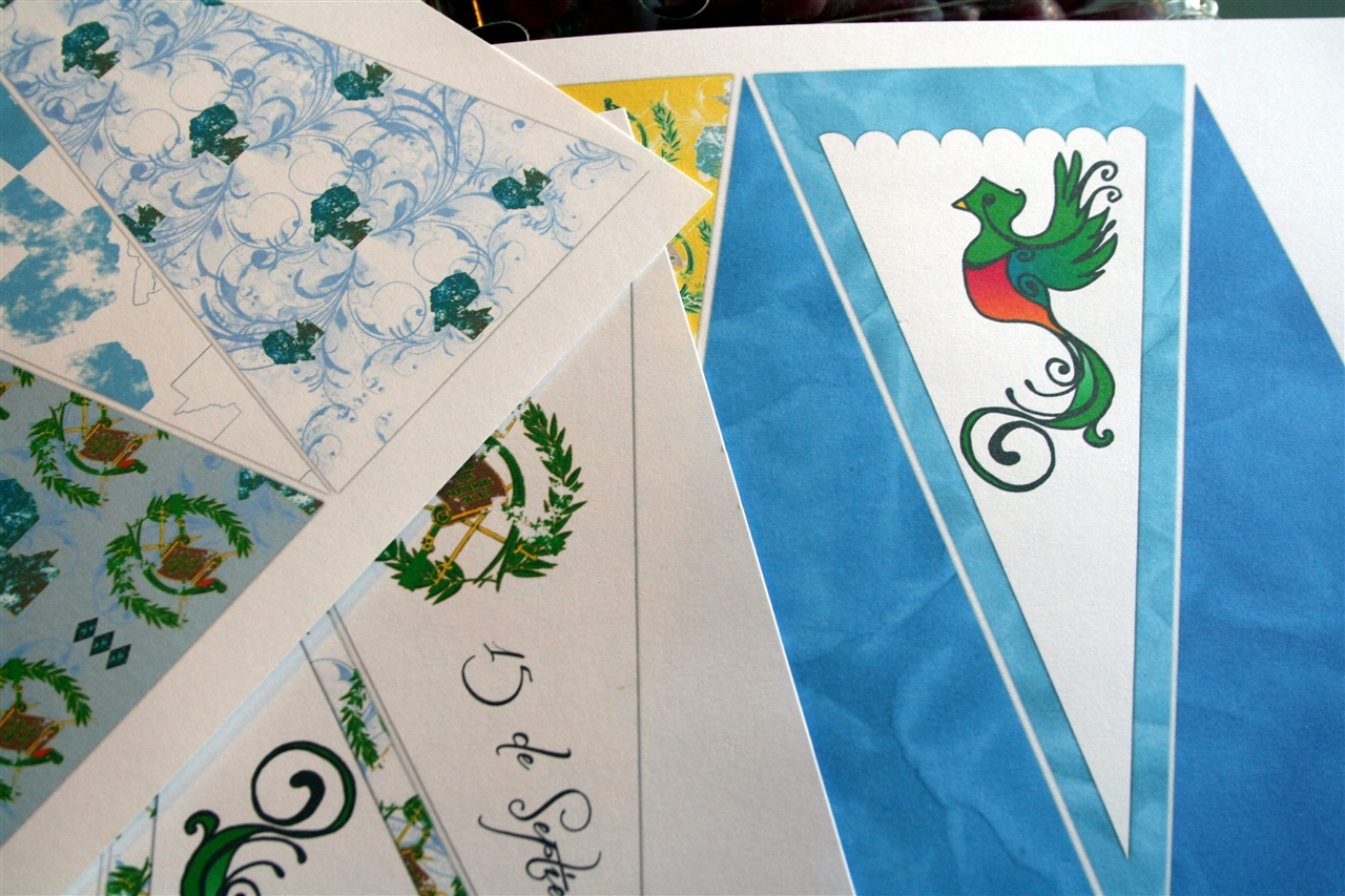 Ideas for celebrating guatemalan independence day denna - Manualidades decorativas para el hogar ...