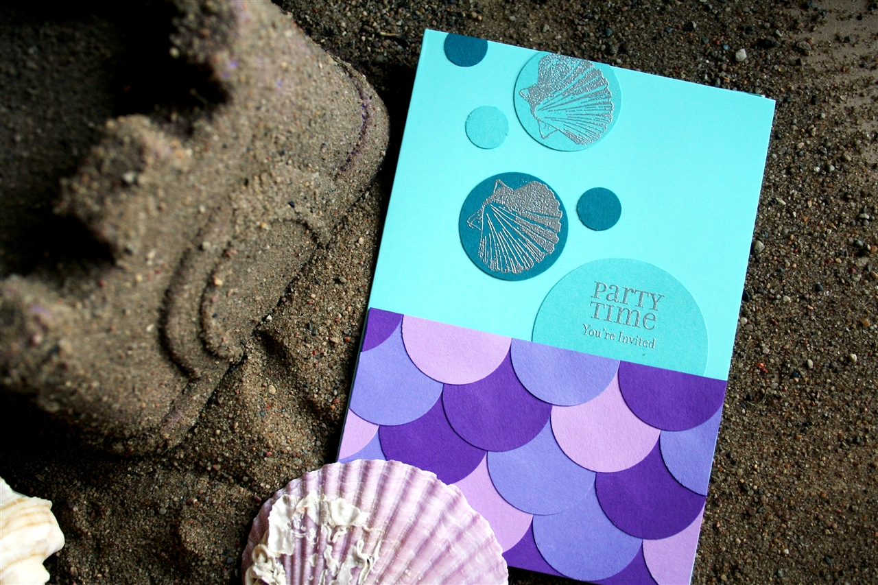 Mermaid party ideas dennas ideas everything solutioingenieria Image collections