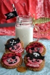 International Talk Like a Pirate Day cookies