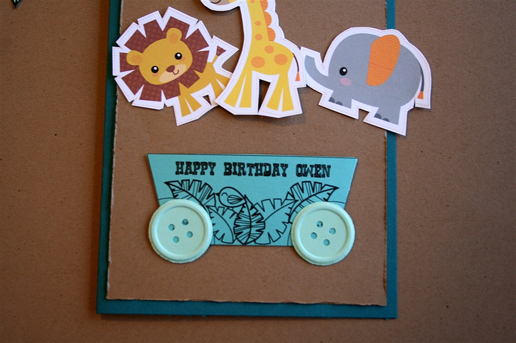 Baby Boy Birthday Card – Boys Birthday Card Ideas