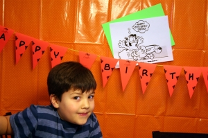 denna's ideas: Garfield Party!