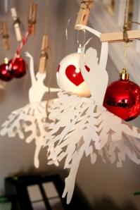 denna's ideas: sugar plum snowflake ballerinas