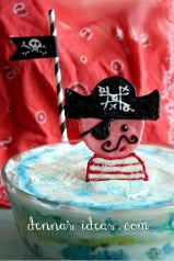 A Trifle fit for a Pirate