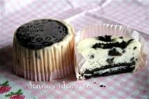 Oreo Cheesecakes....too too good to be true.