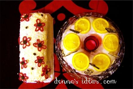 Tropical Ten cake