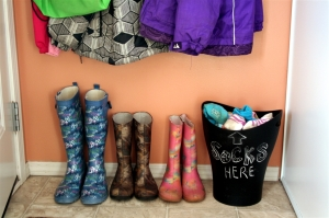 denna's ideas: dirty sock management