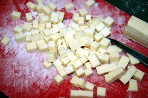 denna's ideas: making homemade ricotta gnocchi for supper
