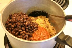 denna's ideas: easy Mexican lasagna casserole