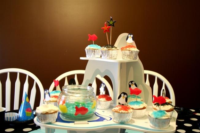 denna's ideas: pingu penguin toddler party