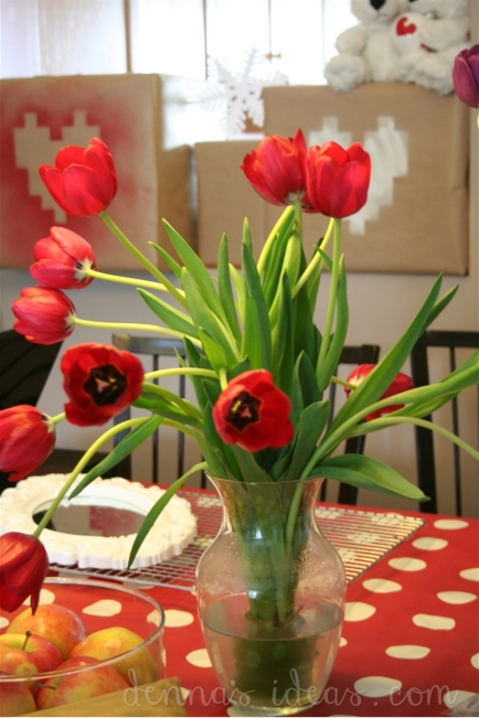 valentine's day tulips by denna's ideas - Page 001