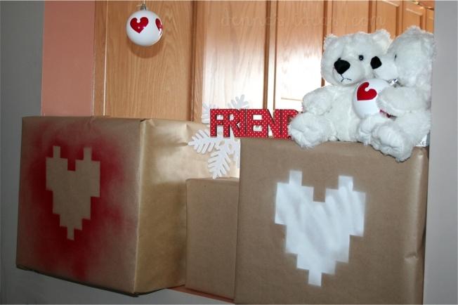 valentine's day decor by denna's ideas