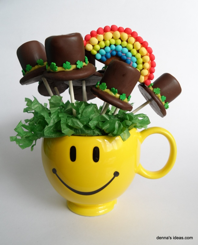 denna's ideas: St. Patrick's Day Ideas Leprechaun Hats