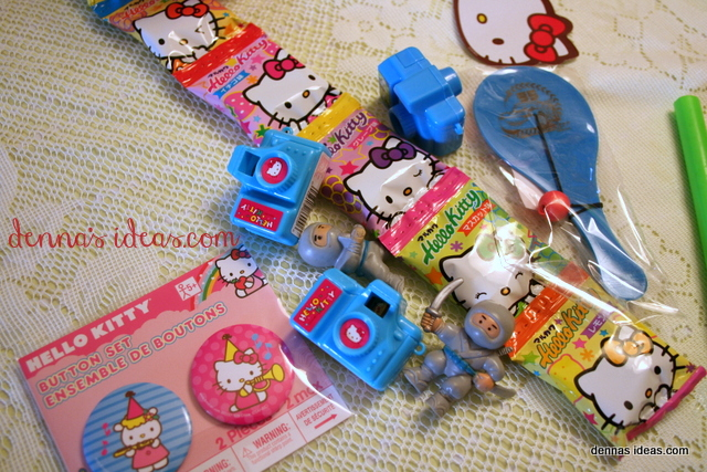 denna's ideas: Hello Kitty Party Ideas, Hello Kitty party favors