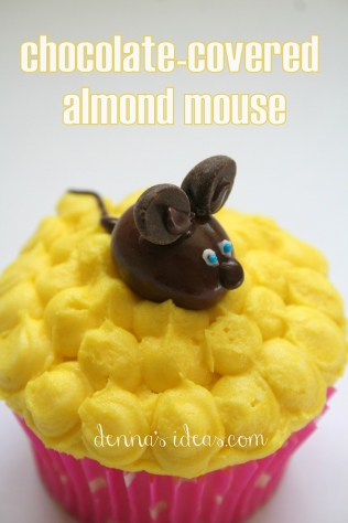 Chocolate Almond Mouse