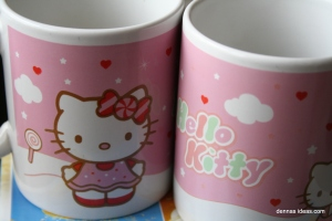 denna's ideas: Hello Kitty Party Ideas, HK mug