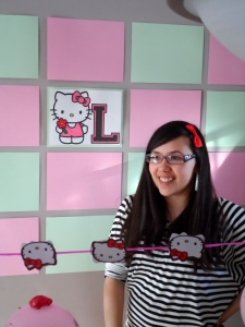denna's ideas: Hello Kitty Party ideas, my girl