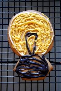 denna's ideas: good idea lightbulb cookie