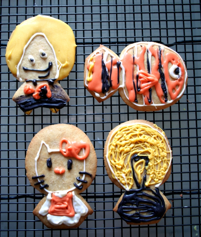 denna's ideas: kids entries for Lilaloa's cookie cutter challenge
