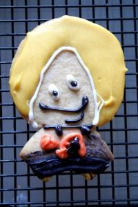 denna's ideas: happy kid cookie