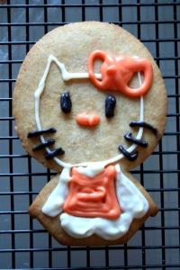 denna's ideas: hello kitty cookie