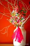 DIY Recycled 10-minute Mini Piñata