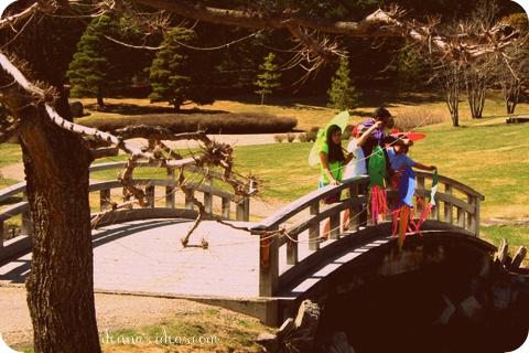 denna's ideas: Kurimoto Japanese Gardens to celebrate Children's Day