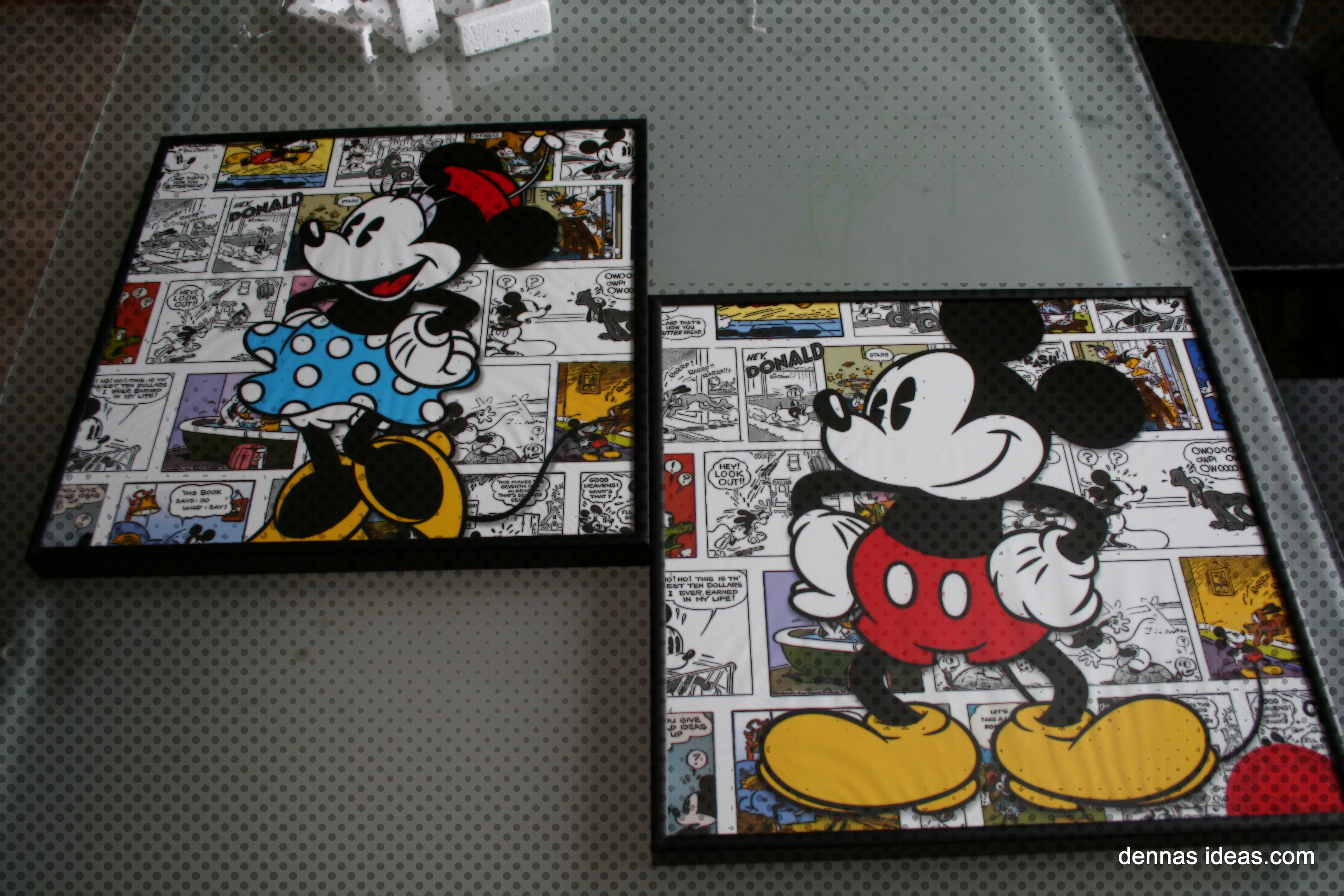 Img Baby Mickey Mouse Wall Stickers