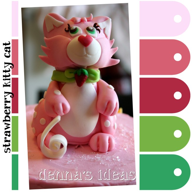 strawberry kitty cat Color Palette by dennas ideas.com - Page 062