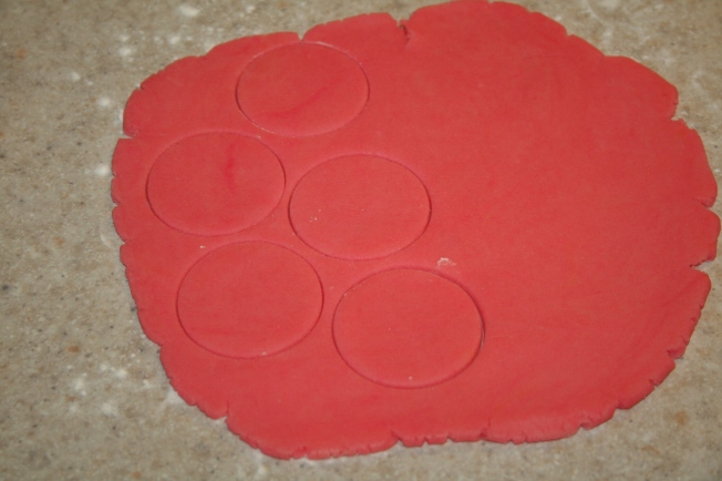 denna's ideas: how to make button cookies