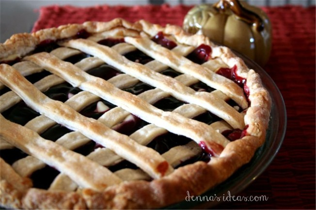 cherry pie by dennasideas.com, DIY Fall Decor ideas