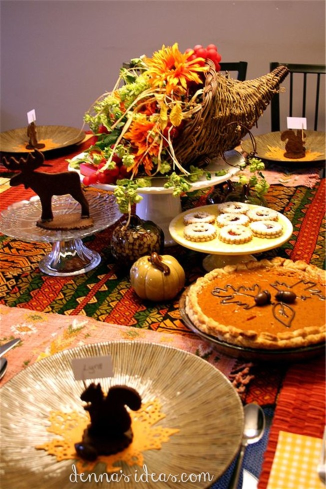 A Canadian Thanksgiving by dennasideas.com