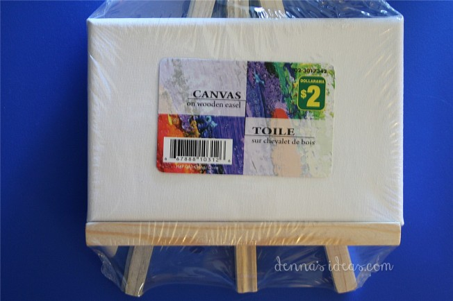 Easy DIY Photo Canvas by dennasideas.com - Page 012