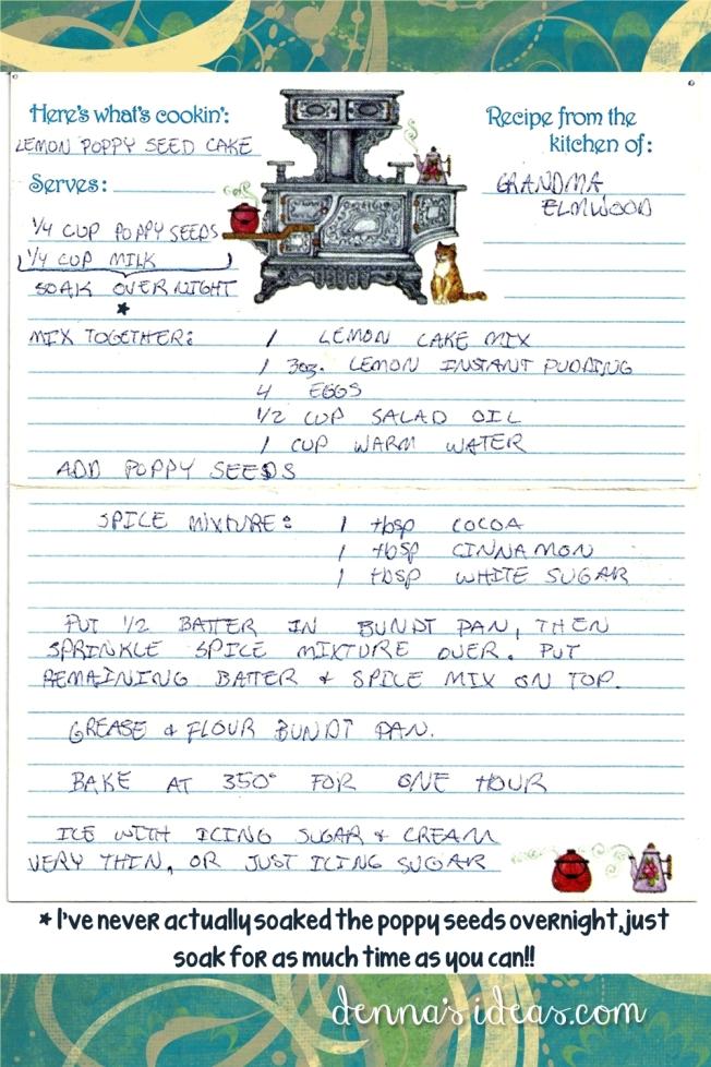 recipe - Page 007