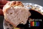 Quick and easy bread: delicious Irish sodabread