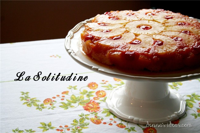 classic pineapple upside-down cake how to by denna's ideas