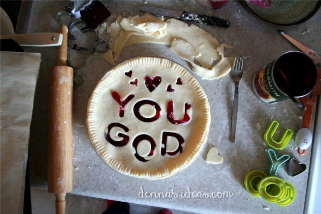 Thanksgiving pies and cookies - denna's ideas