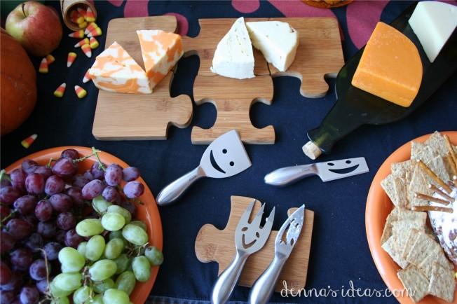 Thanksgiving snack foods by dennasideas.com