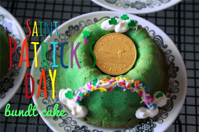 last minute St. Paddy's day ideas by dennasideas.com -